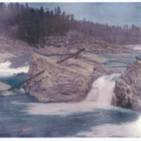 Kettle Falls in Color