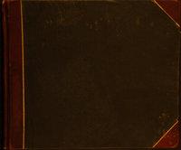 Benny Mellenberger Accounts Ledger (Pg 001)