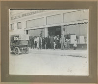 Mike's  General Store, June 1, 1911 Valley