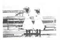 Lovely Ladies - Lottie and Marie Foster