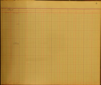 Benny Mellenberger Accounts Ledger (Pg 013)