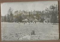 School picnic at lime kilns 1921