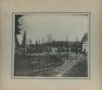 At St. Joseph's Church, Jump Off, Valley, Washington November 10, 1909