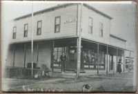 Keller Mercantile & Hotel, Springdale