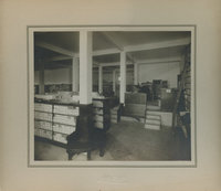 Photograph of inside of Kulzer's Store by A. Steelhead
