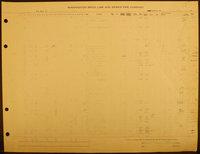 Washington Brick, Lime and Sewer Pipe Company Clayton payroll ledger (Pg 023)